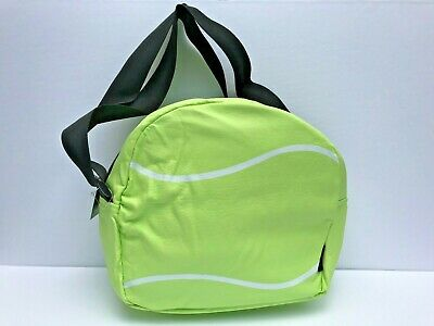 Razzlebags Sports Insulated Padded Lunch Bag, Green Tennis Ball Design