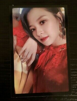 TWICE JEONGYEON - FEEL SPECIAL - 8th Mini Album CD - Official Photocard