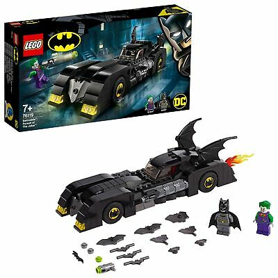 Lego 76119 Batmobile: Pursuit of The Joker Super Heroes Batman ... - *Brand New*