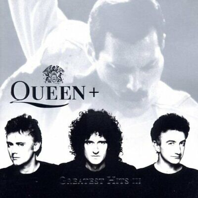 Queen - Greatest Hits III - Queen CD JJVG The Cheap Fast Free Post The Cheap
