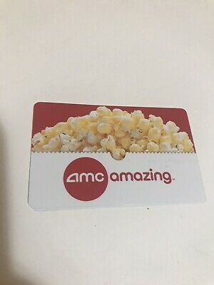 amc theatres gift card $31.75