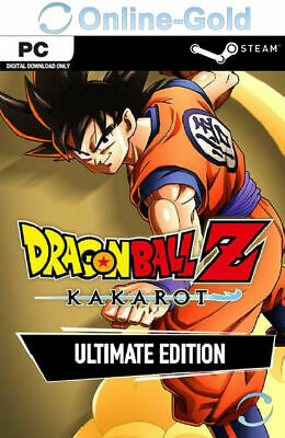 Dragon Ball Z: Kakarot Ultimate Edition Key - Steam PC Código digital Acción ES