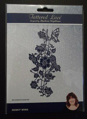 Tattered Lace Dusky Wing Die