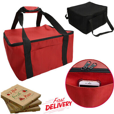 26L Picnic bag Hot Food Pizza Takeaway Restaurant Delivery Bag Thermal Insulated