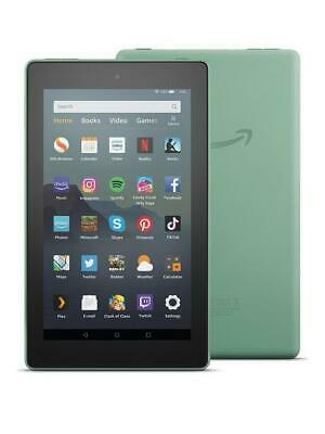Amazon Kindle Fire 7 Tablet with Alexa 16GB LATEST 2019 MODEL 9th Gen  GREEN