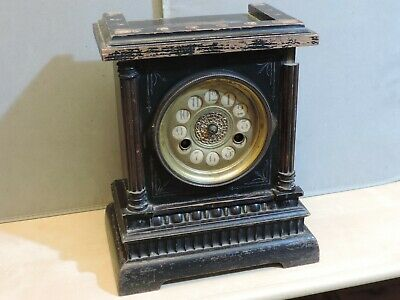 ANTIQUE CLOCK - for parts or restoration only