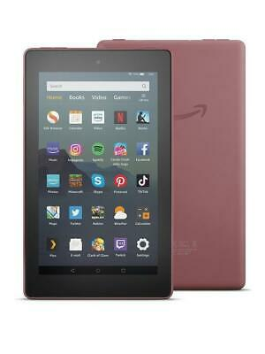 Amazon Kindle Fire 7 Tablet with Alexa 16GB LATEST 2019 MODEL 9th Gen  PLUM
