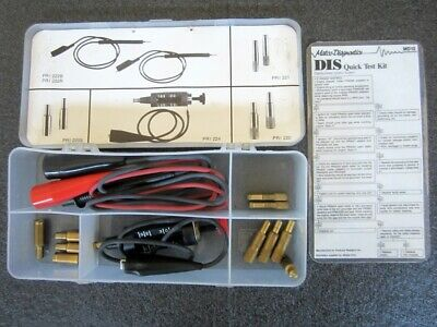 MATCO DIS Ignition Quick Test Kit MD12 Products Research Inc