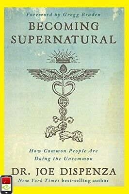 Becoming Supernatural: How Common People Are Doing the Uncommon 🔥✉