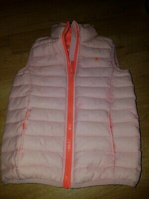 Pink Joules Girls 'Pack It In' Gillet Age 6 Years