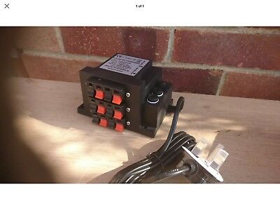New bar/pub lighting transformer 24v
