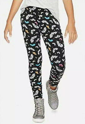 Justice Girls Size 20 Plus HALLOWEEN Graphic Leggings New with Tags
