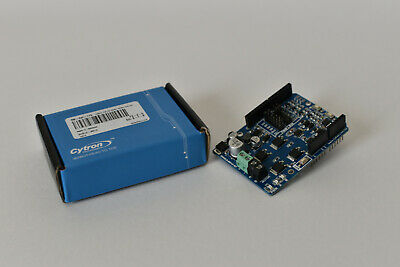 Cytron MD10-R2 Motor Driver Shield for Arduino (10A DC) - Barely Used