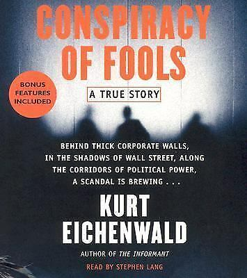 Conspiracy of Fools: A True Story - audiobook