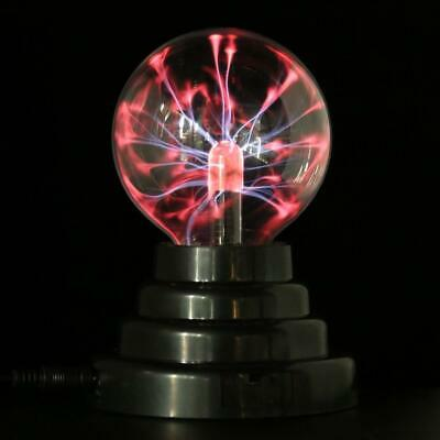 Plastic Plasma Magic Ball Lamp USB Sphere Night Light Home Decoration Ornaments