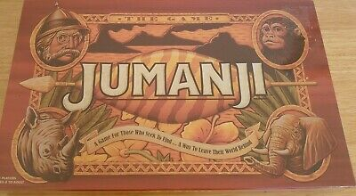 Jumanji Board Game Perfect Family Board Game Set