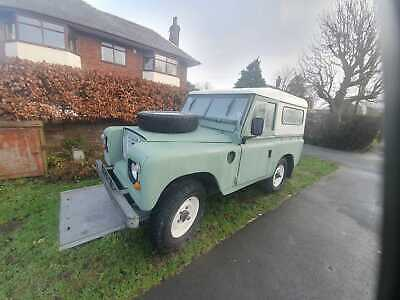 Land Rover 1972 Series 3 - Full Respray - Excellent Condition - Tax & MOT Exempt
