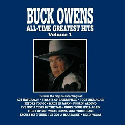 Buck Owens - All-Time Greatest Hits: Volume 1 - Buck Owens CD UYVG The Cheap