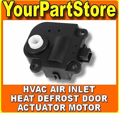 HVAC Air Inlet Door Actuator-Hybrid MOTORCRAFT YH-1770