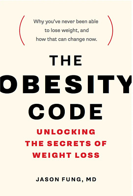 The Obesity Code: Unlocking the Secrets of Weight Loss [PÐF , EPUβ , Кindle]