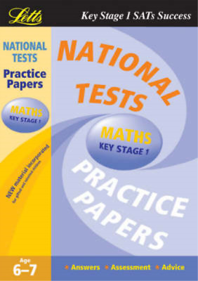 National Test Practice Papers 2003: Maths Key stage 1, Sarah Carvill, Used; Acce
