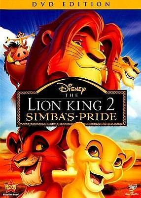 The Lion King II: Simbas Pride (DVD, 2012, Special Edition)