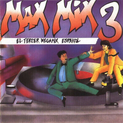 MAX MIX 3 Expanded & Remastered Edition 2cd
