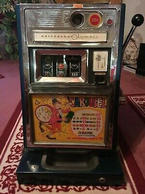 Aristocrat Olympic Slot Machine