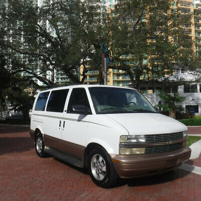 2003 Chevrolet Astro Passenger LT Florida One Owner 2003 Chevrolet Astro Van Leather Interior Dual AC Rust Free V6