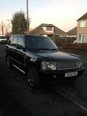 Land Rover Range Rover vogue 2004 automatic