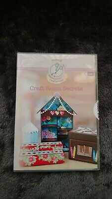 Cutting Craftorium Craft Room Secrets USB with instruction booklet new & sealed