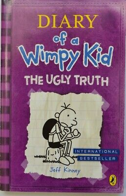 Diary Of A Wimpy Kid The Ugly Truth, By Jeff Kinney * Very Good Condition*