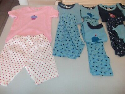 Lot Revendeur Solderie Destockage  12 Pyjamas Enfant