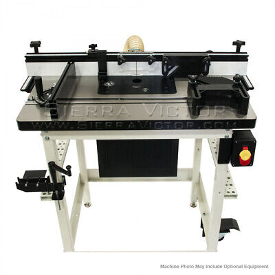 JET Router Lift with Cast Table Kit 737000CK FREE SHIPPING!