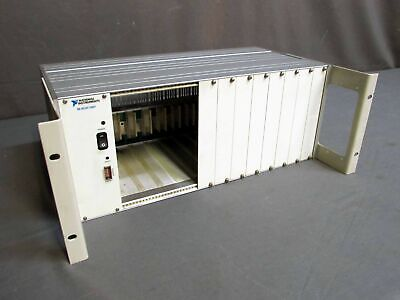 National Instruments Scxi-1001 12-Slot Rackmount Chassis