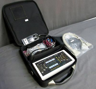 EXCELLENT FE-TEST ParaScope MP Cable Tester KIT v.35 RS449 RS232 X.21