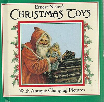 Christmas Toys (Tiny Christmas Nisters S.) by Nister, Ernest 0001373722 The