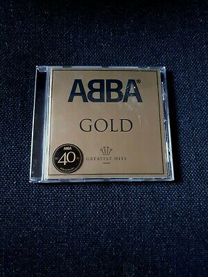 Abba  Gold    Greatest  Hits  40Th  Anniversary  Cd