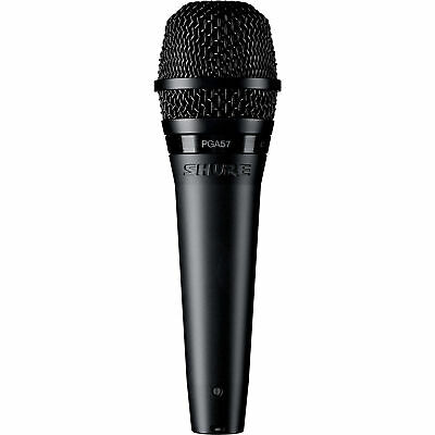 Shure PGA57-LC Cardioid Dynamic Instrument Microphone