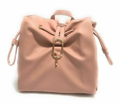 Manhattan Small Backpack Blush