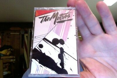 The Metros- self titled- 1986- new/sealed cassette tape