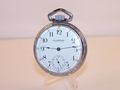 1910 Waltham 16s 17 Jewel No.623 H.G. Langford Private Label Pocket Watch
