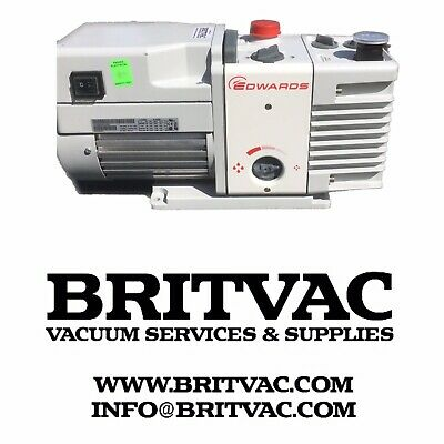 Edwards RV3 Rotary Vane Vacuum Pump. Roughing Pump