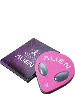 Jeffree Star Alien Palette NEW! never swatched, never used.