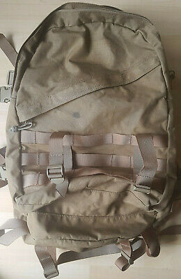 Dutch Tactical Daypack Military Coyote Tan Special Forces 35L Day Bag Rucksack