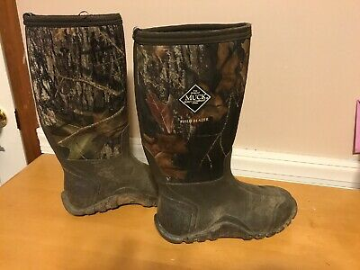 Muck Boot Co. Tall Insulated Boots. Men's 7/7.5