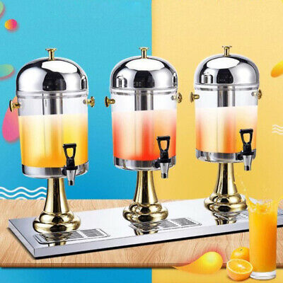 24L Juice Drink Beverage Dispenser Hotel Cafe Buffet Machine Wedding Kitchen
