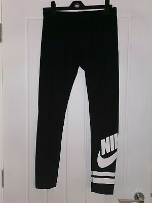Nike Trousers Girls Age 13 - 15 Would Suit Size UK 8