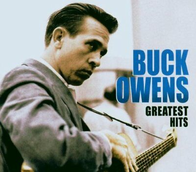 Owens, Buck - Greatest Hits - Owens, Buck CD 5YVG The Cheap Fast Free Post