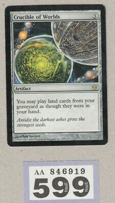 MTG Magic the Gathering - Crucible of Worlds - Fifth Dawn